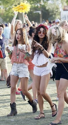 everything old is new again- festival fashion