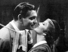 Clark Gable in It Happened One Night