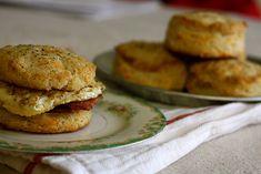 cheddar black pepper biscuits  http://joythebaker.com/2010/01/cheddar-black-pepper-biscuits/