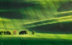 Moravian Fields by Pe Pe: Fine Art Photography http://alldayphotography.com