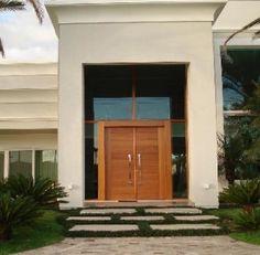 portas de entrada de madeira - Pesquisa Google