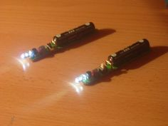 Making a Simple Joule Thief (made Easy): 8 Steps (with Pictures) Electronic Schematics, Electronic Parts, Joule Thief, First Transistor, Techno Gadgets, Electrical Projects, Water Powers, Circuit Design, Simple Pictures