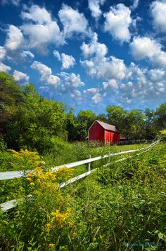"""philkoch: """" """"Noticing The Days Hurrying By"""" Wisconsin Horizons By Phil…"""
