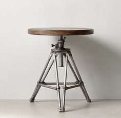 Bixby Tripod Side Table for alexs room