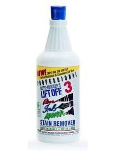Have kids? This is a must!  Motsenbocker's Lift Off #3 Pen, Ink, & Marker Remover is used to remove permanent marker, ink, and pen marks on bathroom walls, stalls, and dispensers. We recommend it for contract cleaners, as well as for personal use. Use it to combat graffiti everywhere!