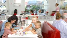 9 Restaurants in the Los Angeles Area Where Kids Eat Free
