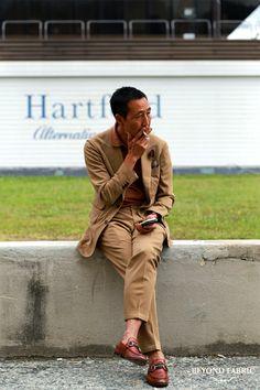 Yasuto Kamoshita Ph: Beyond Fabric