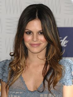Brunettes will continue to rock the ombre trend. Think Jessica Biel ...