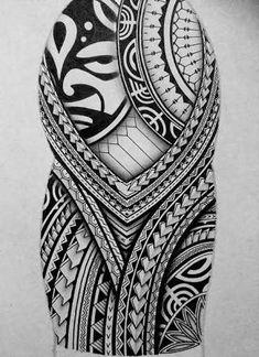 Resultado de imagem para maori+desenho+braço