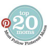 Top 20 Must Follow Moms on Pinterest