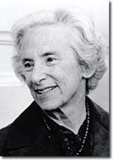 Barbara Tuchman...made history real for me