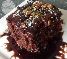 harika bir ıslak kek brownie tarzı güzel bir tarif...