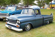 1958 Chevy Apache Fleetside
