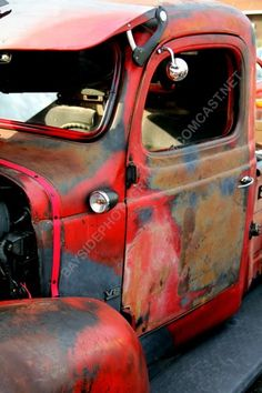 Old Truck Fine Art Photograph | BaysidePhotography - Photography on ArtFire