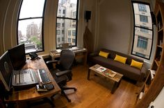 video editing suite setup - Google Search