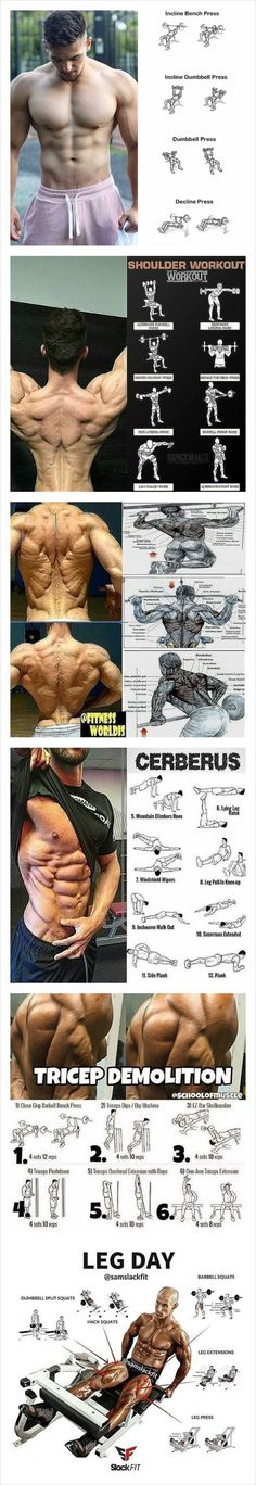 #Fitness #Training #Athlet #Diet #Übung #Zitat #Workout #BodyFat #Gym #Workout Fitness Workouts, Gym Workout Videos, Weight Training Workouts, Training Plan, Workout Routines, Fitness Gym, Fitness Wear, Health And Fitness Articles, Health Fitness