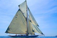 Mariska - Voiles d'Antibes 2014