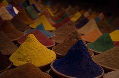 Colours by Claudia Sambi