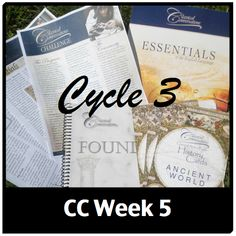 Half-a-Hundred Acre Wood: Cycle 3 Week 5 Weekly Link-Up