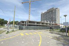 Voortgang bouw 12 juni 2014