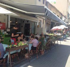 Cool and Tasty Italian Restaurant in the Jaffa Flea market. Own a Piece of History -#WTelAviv/ Jaffa Hotel and #WTelAvivResidences-www.wtelavivresidences.com
