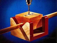 3899-V-Block Drill Jig