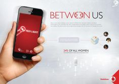 """2015 Media Gold: Vodafone """"Between Us"""", Vodafone and Y&R Team Red Istanbul"""