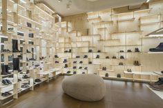 Camper Store Milano / Kengo Kuma
