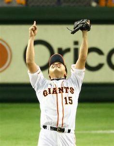 Hirokazu Sawamura (Yomiuri Giants)