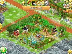 Hayday Farm Design, Hay Day, Culture, Homemade, Games, Painting, Ideas, Gaming, Painting Art