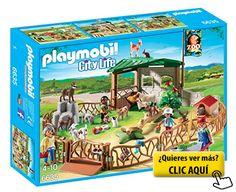 Playmobil - Zoo de mascotas para niños (66350) #playmovil