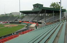 Municipal Stadium - The 25 Coolest Minor League Ballparks in America | Complex