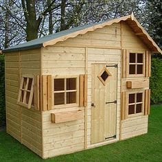 wood playhouse | Outdoor Playhouses | Childrens Playhouses | Wooden Playhouse