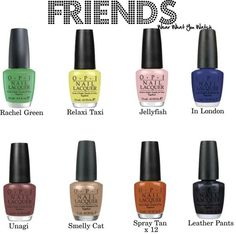 Friends Using OPI.