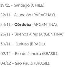 #YA fechas #BlackSabbath en Latinoamérica #Metal #imagenprimeroya