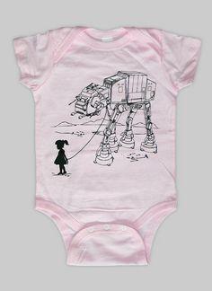 My Best Friend - Baby Onesie Bodysuit von Engram Clothing auf DaWanda.com