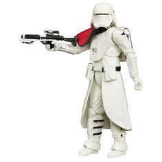 Star Wars Black Series First Order Snowtrooper Action Figure