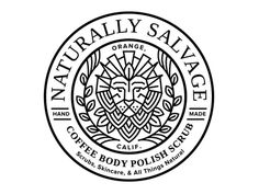 Naturally Salvage Label Seal
