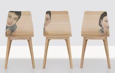 Zeitraum Morph Edition chairs