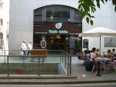 Veggie Garden Restaurant in Barcelona