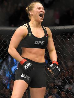 UFC Champ Ronda Rousey~ She's simply Incredibly Amazing!!