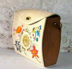 FRANKENSTEIN Handbag / Vintage 60's / by RadioSmile2Vintage