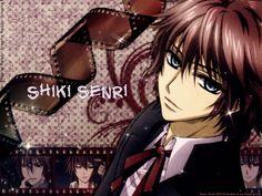 Vampire Knight Shiki | name senri shiki alter 16 geschlecht maennlich groesse 178 cm rasse ...