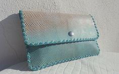 Summer Snake Clutchbag mint Clutch bag summer 2017 Wildstar