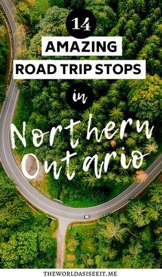Ontario Camping, Ontario Travel, My Road Trip, Road Trip Hacks, Alberta Canada, Quebec, Ottawa, Visit Canada, Canada Trip