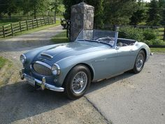 1962 Austin Healey 3000 Maintenance of old vehicles: the material for new cogs/casters/gears/pads could be cast polyamide which I (Cast polyamide) can produce