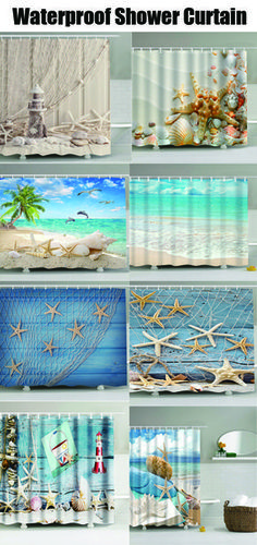Nautical Shower Curtain Cheap Online Sale At Wholesale Prices Dream Home Design, Home Interior Design, Shower Cutains, Decor Crafts, Diy And Crafts, Beach Baby Showers, Nautical Home, Home Repair, Coastal Decor