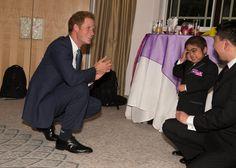 Prince Harry attends WellChild Awards - Photo 2 | Celebrity news in hellomagazine.com