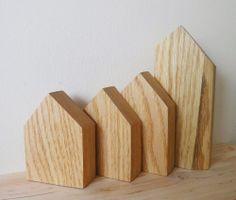 Magic Oak: Drewniane domki ciąg dalszy