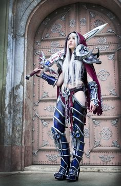Death Knight (World of Warcraft) by Lightning Cosplay #cosplay: